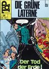 Cover for Top Comics Die Grüne Laterne (BSV - Williams, 1970 series) #113