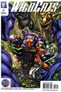 Cover Thumbnail for Wildcats (DC, 2008 series) #3