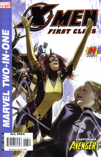 Cover Thumbnail for Marvel Two-In-One (Marvel, 2007 series) #13