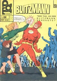 Cover Thumbnail for Top Comics Blitzmann (BSV - Williams, 1970 series) #108