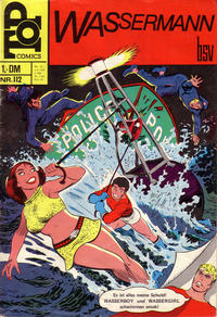 Cover Thumbnail for Top Comics Wassermann (BSV - Williams, 1970 series) #112