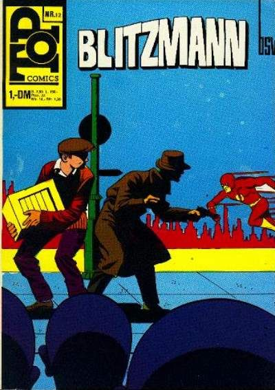 Cover for Top Comics (BSV - Williams, 1969 series) #12