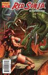 Cover Thumbnail for Red Sonja (2005 series) #36 [Cover B]