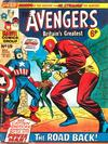Cover for The Avengers (Marvel UK, 1973 series) #19