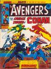 Cover for The Avengers (Marvel UK, 1973 series) #109