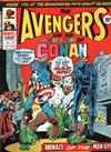 Cover for The Avengers (Marvel UK, 1973 series) #121