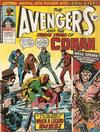 Cover for The Avengers (Marvel UK, 1973 series) #126