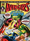 Cover for The Avengers (Marvel UK, 1973 series) #141