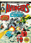 Cover for The Avengers (Marvel UK, 1973 series) #142