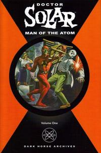 Cover Thumbnail for Doctor Solar, Man of the Atom (Dark Horse, 2004 series) #1
