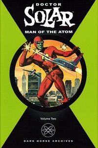 Cover Thumbnail for Doctor Solar, Man of the Atom (Dark Horse, 2004 series) #2