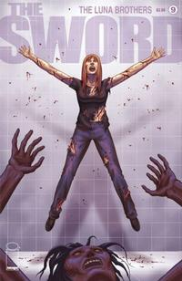 Cover Thumbnail for The Sword (Image, 2007 series) #9