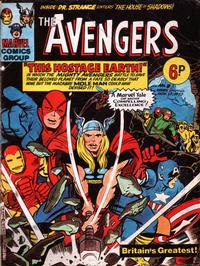 Cover Thumbnail for The Avengers (Marvel UK, 1973 series) #9