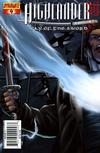 Cover for Highlander: Way of the Sword (Dynamite Entertainment, 2007 series) #4