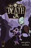 Cover for Death Jr. (Image, 2005 series) #1