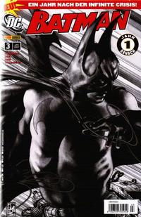 Cover Thumbnail for Batman (Panini Deutschland, 2007 series) #3