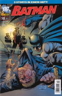 Cover Thumbnail for Batman (Panini Deutschland, 2007 series) #10
