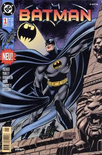 Cover Thumbnail for Batman (Dino Verlag, 1997 series) #1