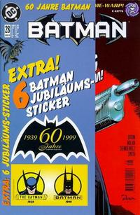 Cover Thumbnail for Batman (Dino Verlag, 1997 series) #28