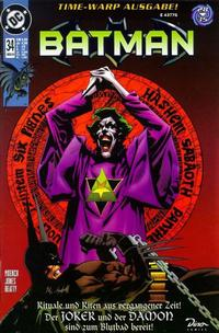 Cover Thumbnail for Batman (Dino Verlag, 1997 series) #34