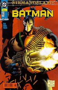 Cover for Batman (1997 series) #61