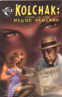 Cover Thumbnail for Kolchak: Tales of the Night Stalker (Moonstone, 2003 series) #2