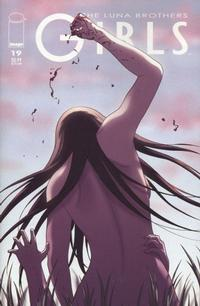 Cover Thumbnail for Girls (Image, 2005 series) #19
