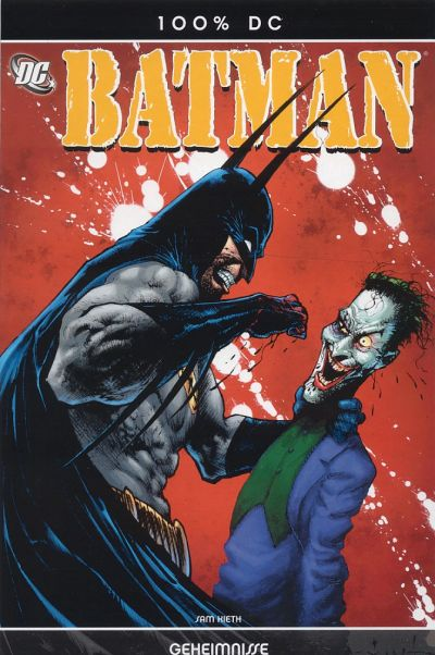 Cover for 100% DC (2005 series) #6 - Batman: Geheimnisse