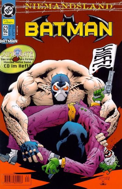 Cover for Batman (Dino Verlag, 1997 series) #62