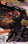 Cover for Battlestar Galactica: Season Zero (Dynamite Entertainment, 2007 series) #12
