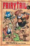 Cover for Fairy Tail (Random House, 2008 series) #1
