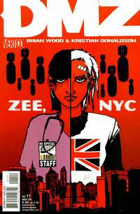 Cover Thumbnail for DMZ (DC, 2006 series) #11