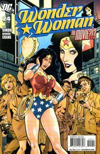Cover Thumbnail for Wonder Woman (DC, 2006 series) #24