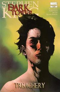 Cover Thumbnail for Dark Tower: Treachery (Marvel, 2008 series) #1