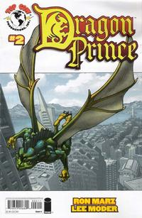 Cover Thumbnail for Dragon Prince (Image, 2008 series) #2
