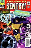 Cover for The Age of the Sentry (Marvel, 2008 series) #1
