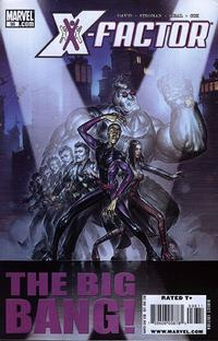 Cover for X-Factor (Marvel, 2006 series) #36