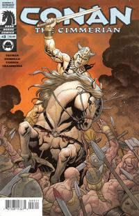 Cover Thumbnail for Conan the Cimmerian (Dark Horse, 2008 series) #3