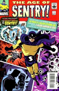 Cover for The Age of the Sentry (2008 series) #1