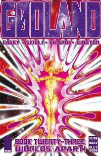 Cover Thumbnail for Godland (Image, 2005 series) #23