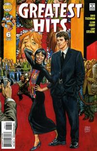 Cover Thumbnail for Greatest Hits (DC, 2008 series) #6