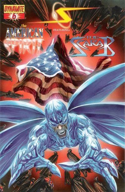 Cover for Project Superpowers (Dynamite Entertainment, 2008 series) #6