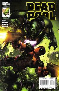 Cover Thumbnail for Deadpool (Marvel, 2008 series) #3 [Crain Cover]