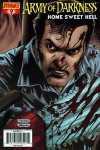Cover Thumbnail for Army of Darkness (Dynamite Entertainment, 2007 series) #9