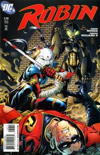 Cover Thumbnail for Robin (DC, 1993 series) #179