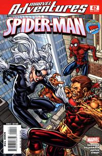 Cover Thumbnail for Marvel Adventures Spider-Man (Marvel, 2005 series) #42