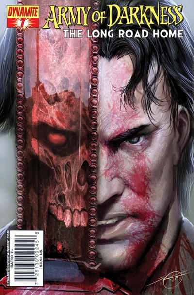 Cover for Army of Darkness (Dynamite Entertainment, 2007 series) #7 [Fabiano Neves Cover]