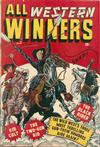 Cover for All Western Winners (Superior Publishers Limited, 1949 series) #2