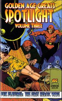 Cover Thumbnail for Golden-Age Greats Spotlight (AC, 2003 series) #3