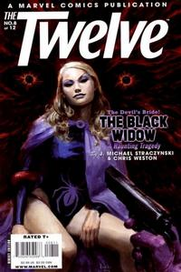 Cover Thumbnail for The Twelve (Marvel, 2008 series) #8